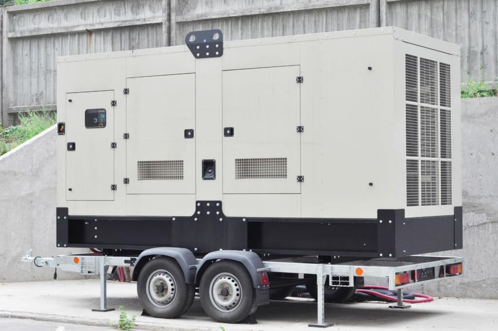 Stromaggregat mieten und mobil Strom nutzen