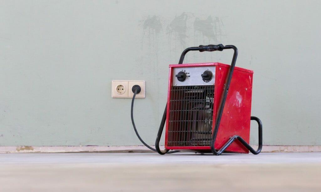 Bauheizer 9 kW