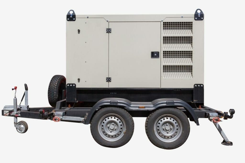 Stromerzeuger Anhänger
