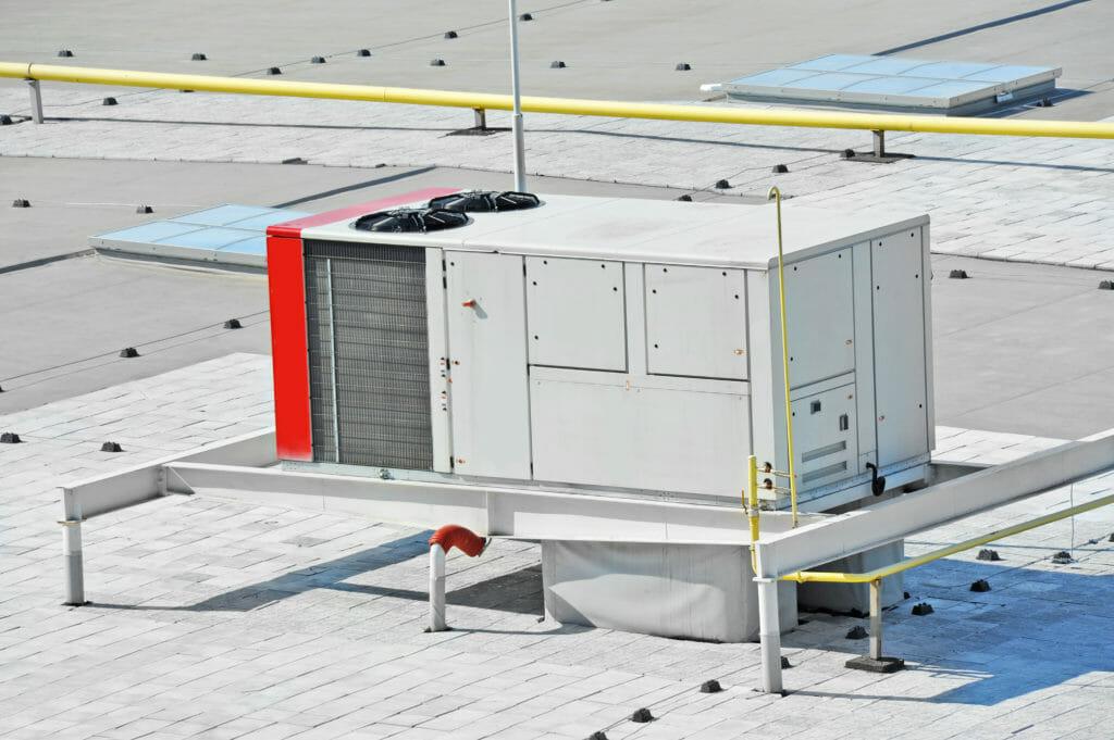 Rooftop Klimagerät